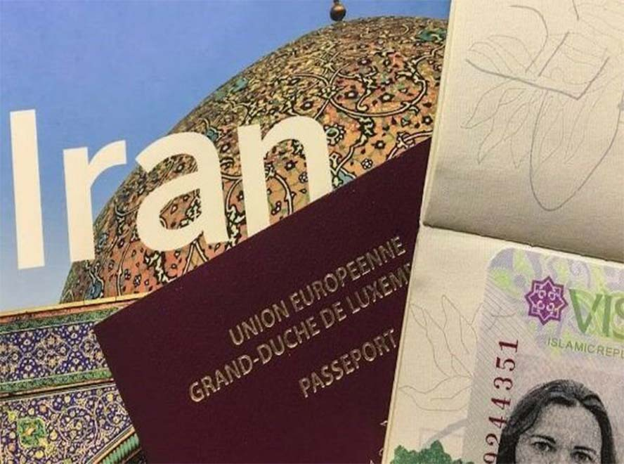 Visa in iran tour packages