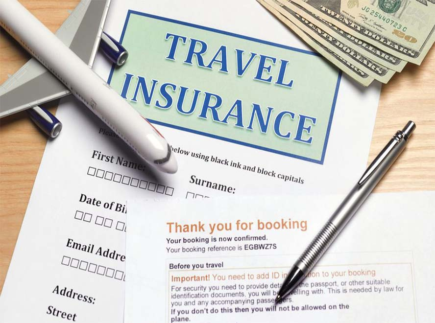 Travel insurance in iran tour packages