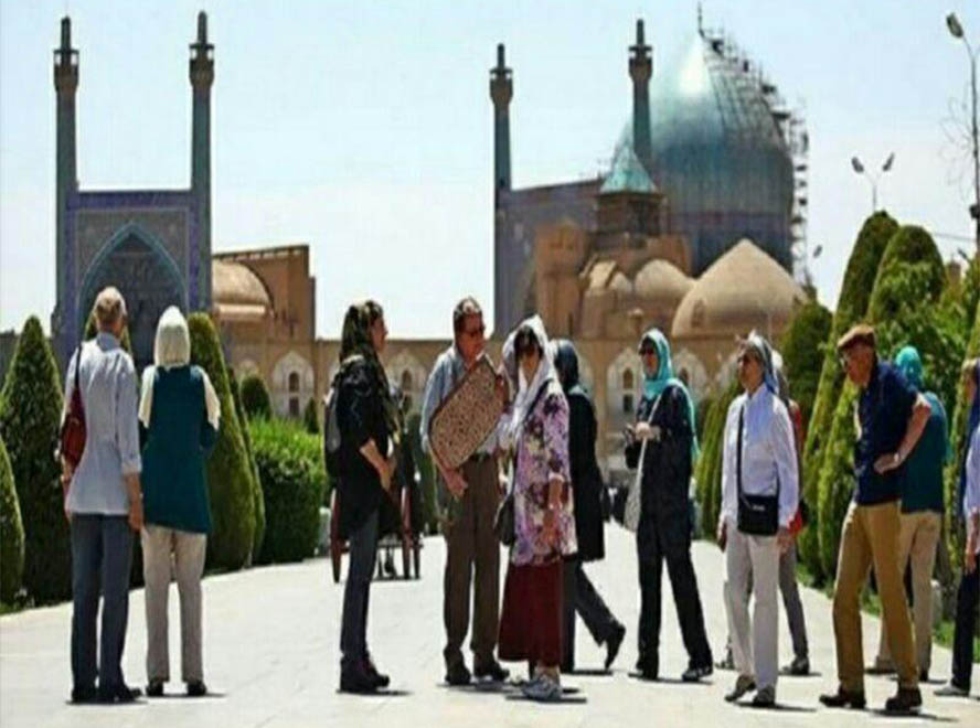 iran group tour