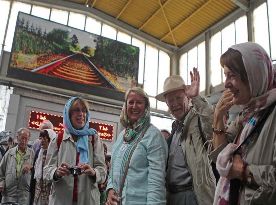 iran tour packages groups