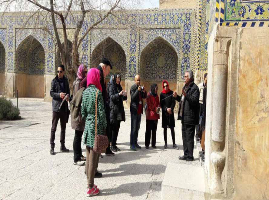 guide Tour in iran tour packages