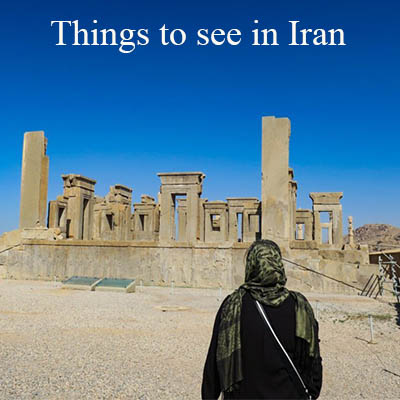 things to see in iran