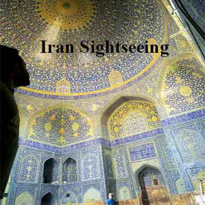 iran sightseeing