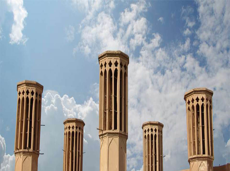 yazd climate
