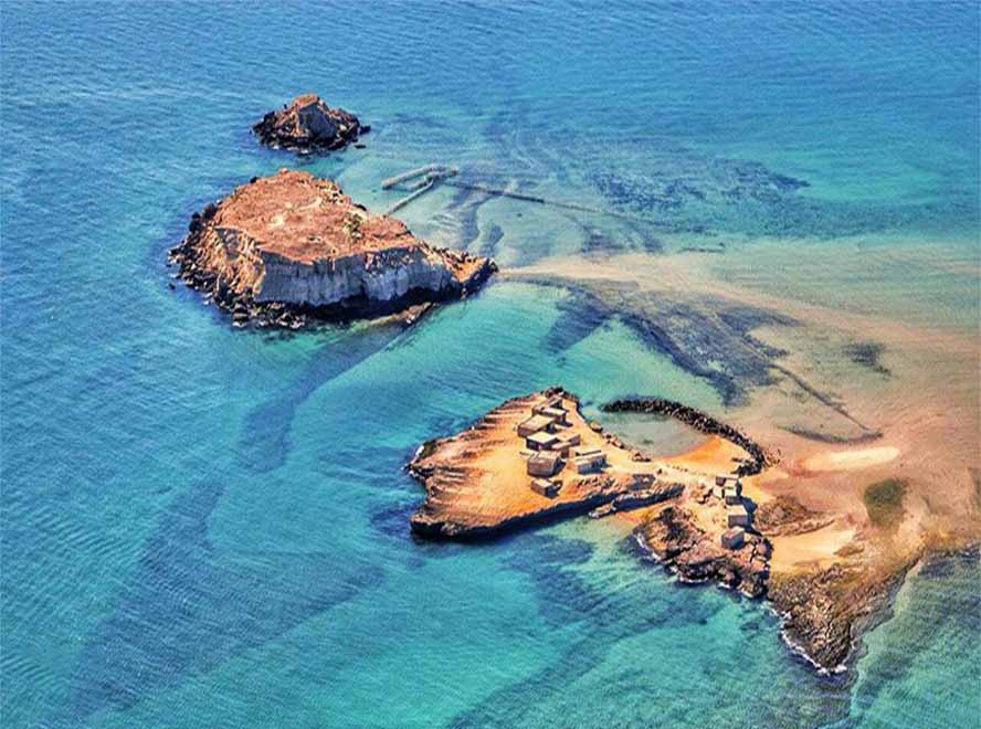 Iran beaches 2019: Qeshm Naaz Islands