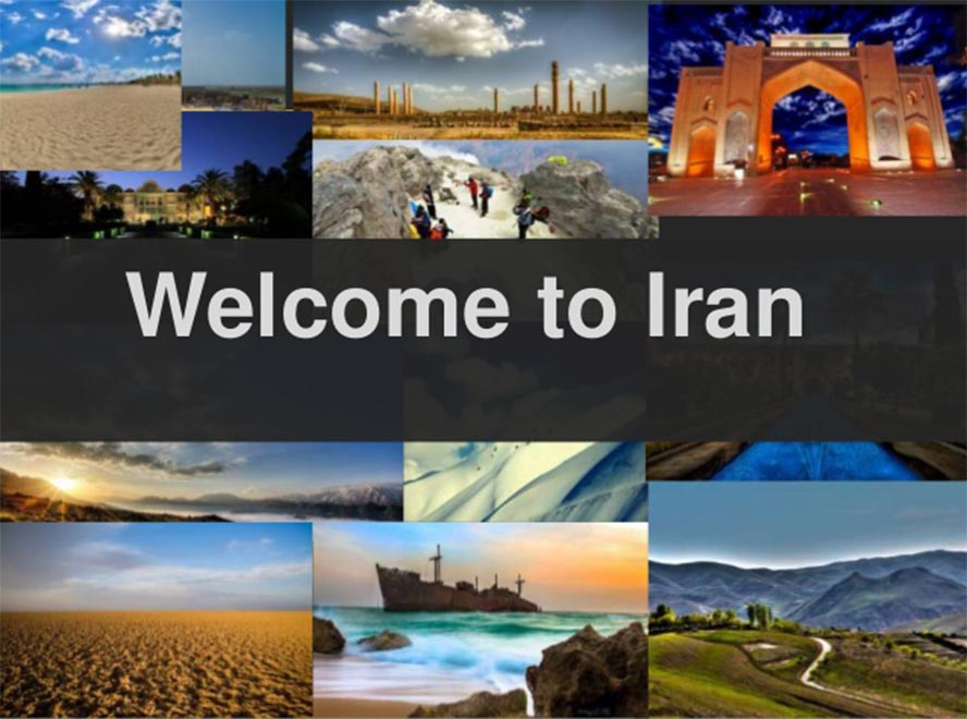 welcome to iran