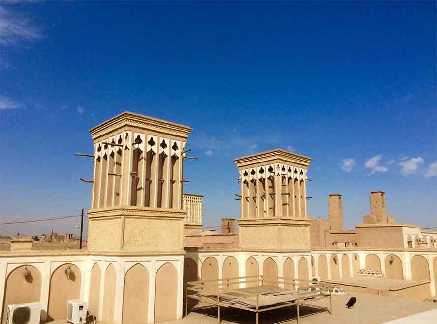 yazd iran weather