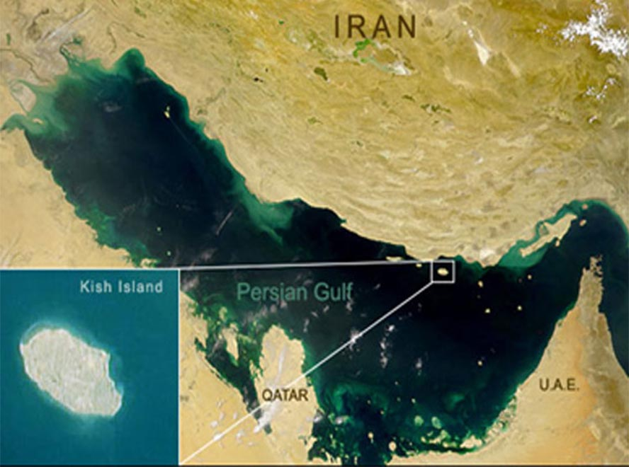 Free trade zone kish island iran: Facts Geographical location and appearance kish island