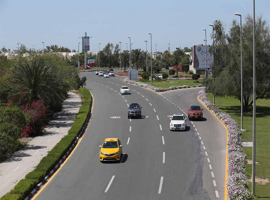 Free trade zone kish island iran: Facts The only city without red traffic lights in Iran