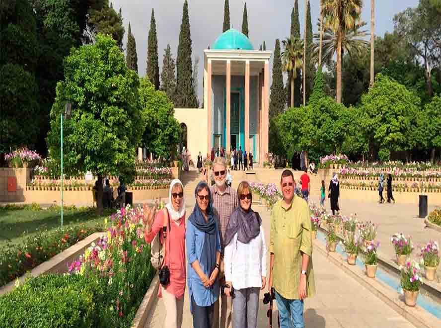 iran tours for americans