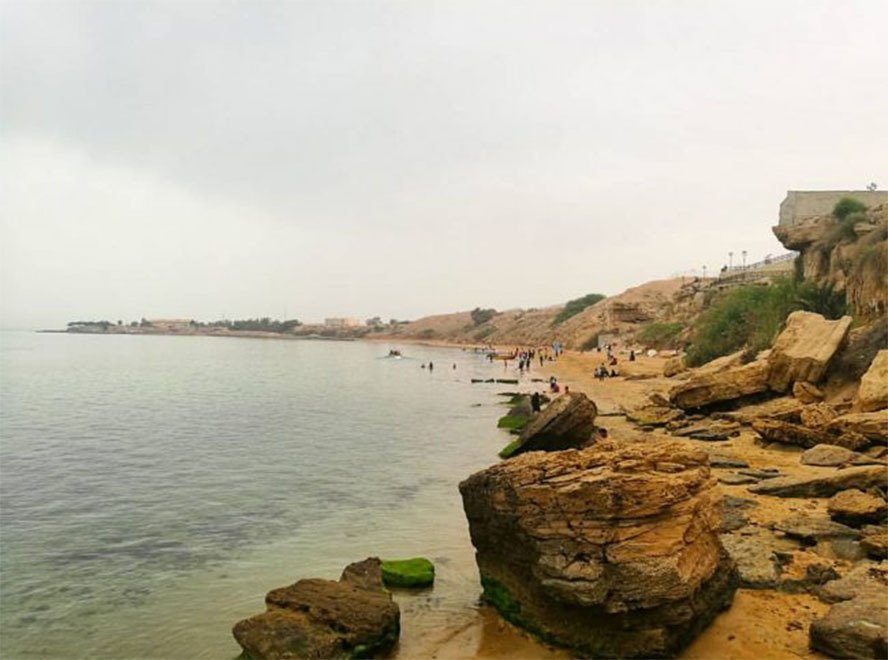 Iran beaches 2019: Reishahr Beach