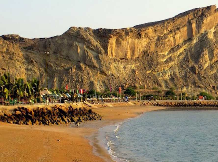 Iran beaches 2019: Tiss beach