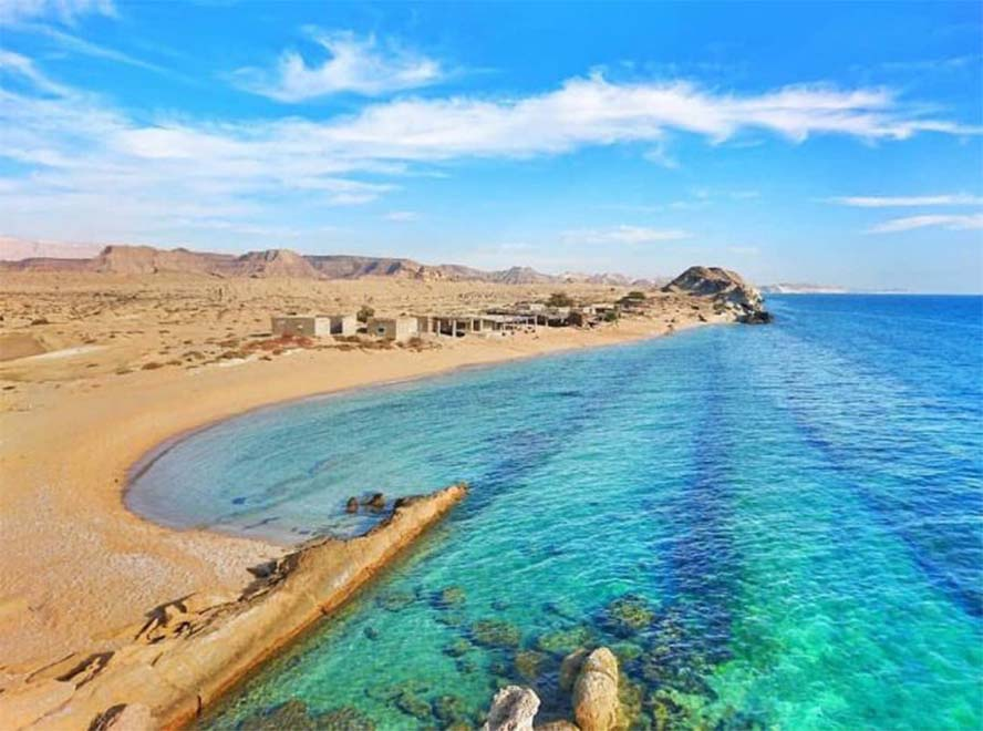 Iran beaches 2019: Banood beach