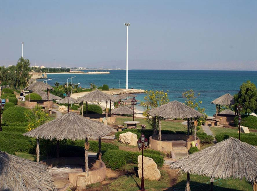 Iran beaches 2019: Kish Island Coral Beach